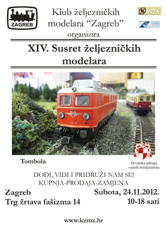 24.11.2012. – XIV. Susret željezničkih modelara