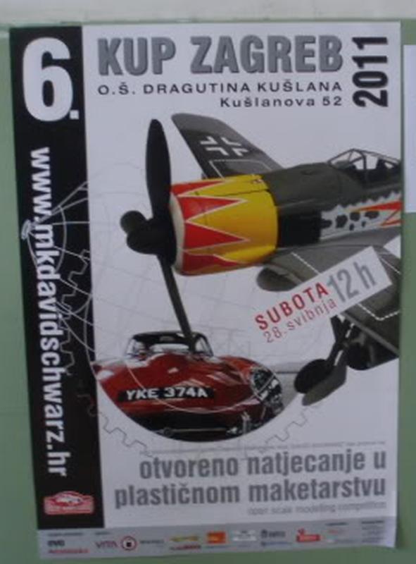 28.05.2011. – 6. Kup Zagreb