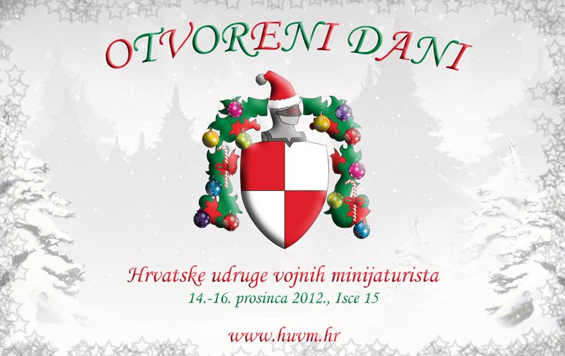 14.- 16.12.2012. – Otvoreni dani HUVM-a
