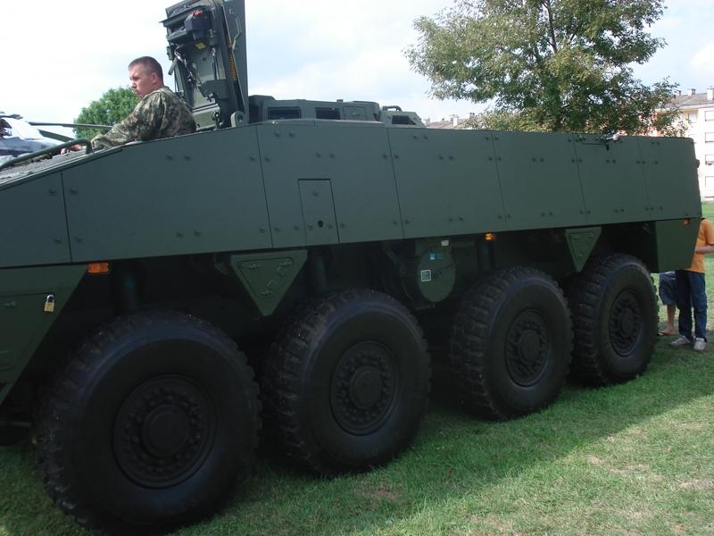 05.08.2010. – Taktičko – tehnički zbor naoružanja i opreme OSRH i MUP-a, Jarun