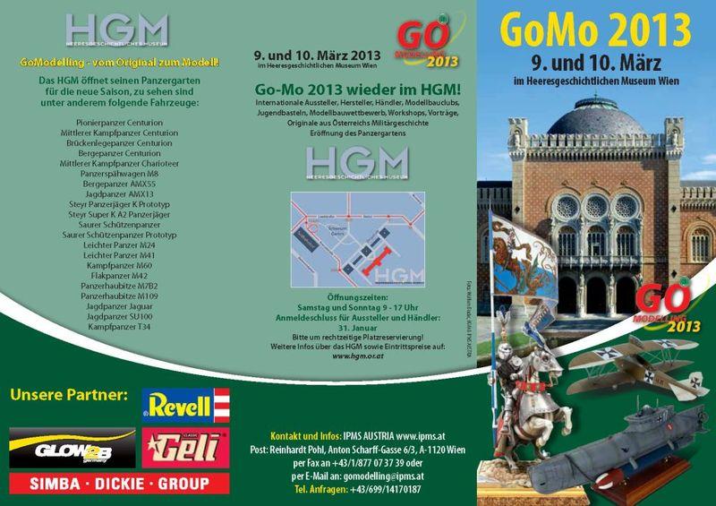 09.-10.03.2013. – GoModelling 2013.,Beč