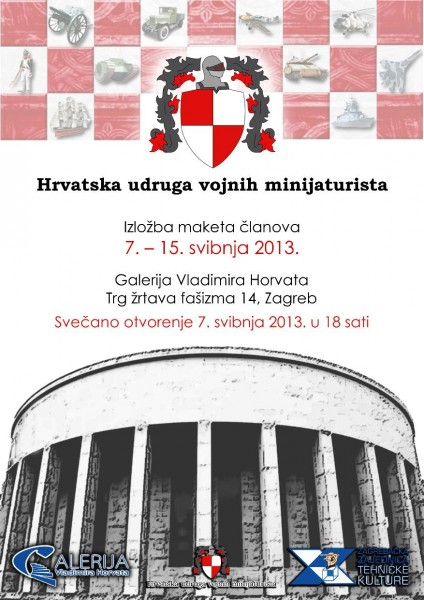 07.-15.05.2013. – HUVM izložba u Galeriji Vladimira Horvata