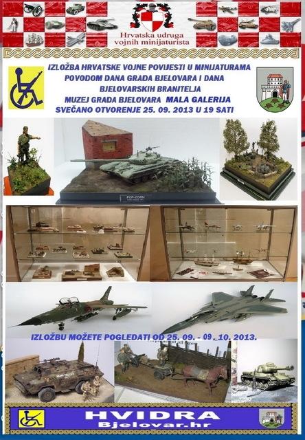 25.09.-09.10.2013. – Dan grada Bjelovara i bjelovarskih branitelja
