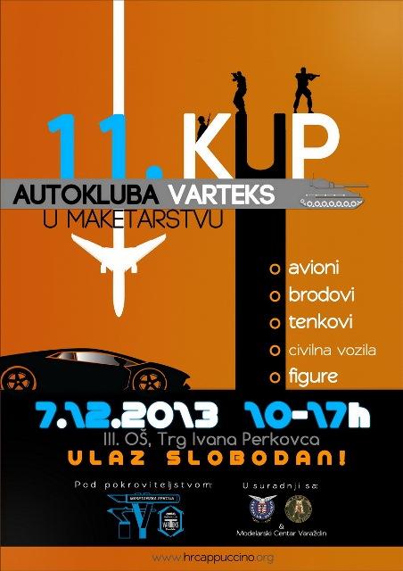 """07.12.2013. – 11. Kup Auto Kluba """"Varteks"""""""