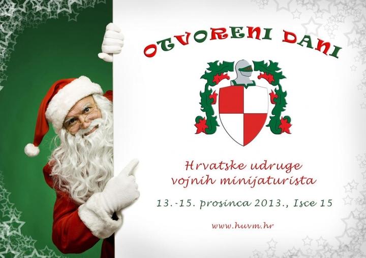 13.-15.12.2013. – Otvoreni dani HUVM-a