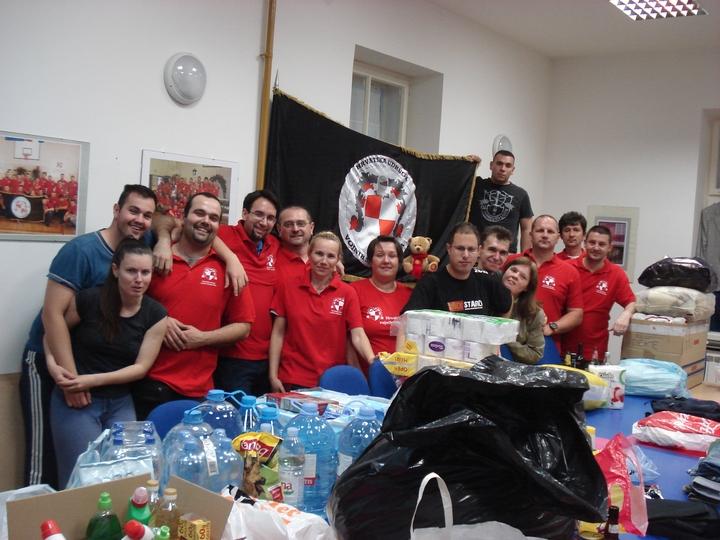 23.05.2014. – HUVM srcem za Slavoniju!