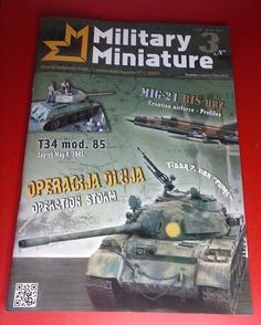 Časopis Military Miniature