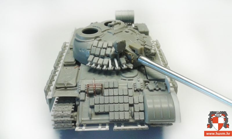 T-55 Galaad 1/72 – by Stips