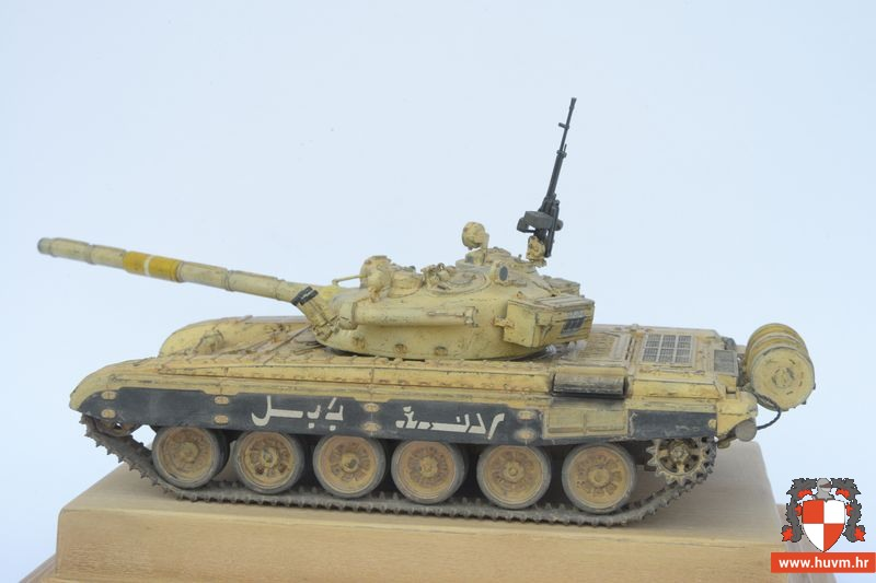 T-72 A Iraq (Asad Babil) 1/35 – by Tasma