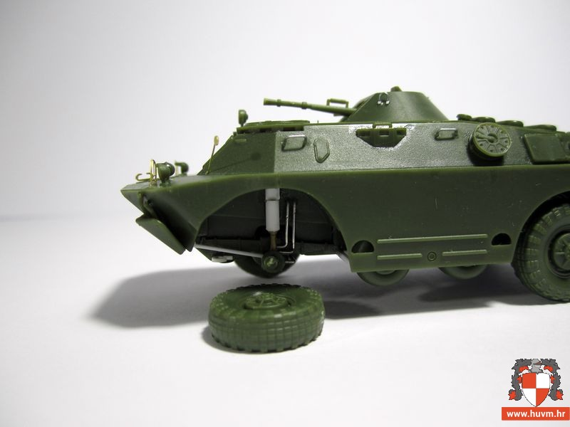 BRDM-2 Late 1/72 – by Niko