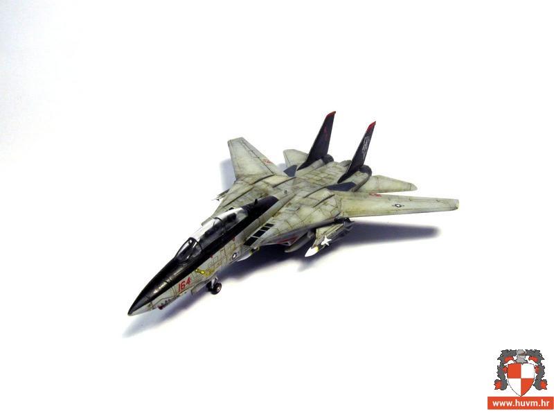 Grumman F-14D Super Tomcat 1/144- by Nono