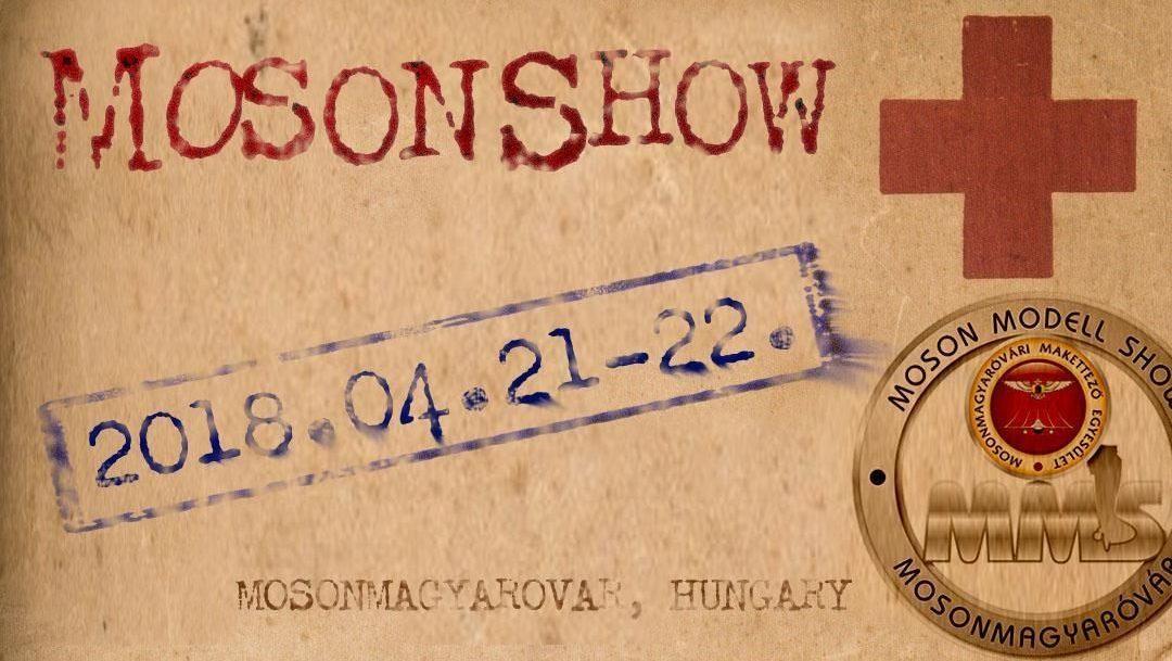 21.-22.04.2018. – XXII Mosonshow – Mosonmagyaróvár