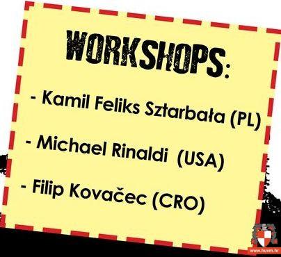 Workshops na CK 2019.