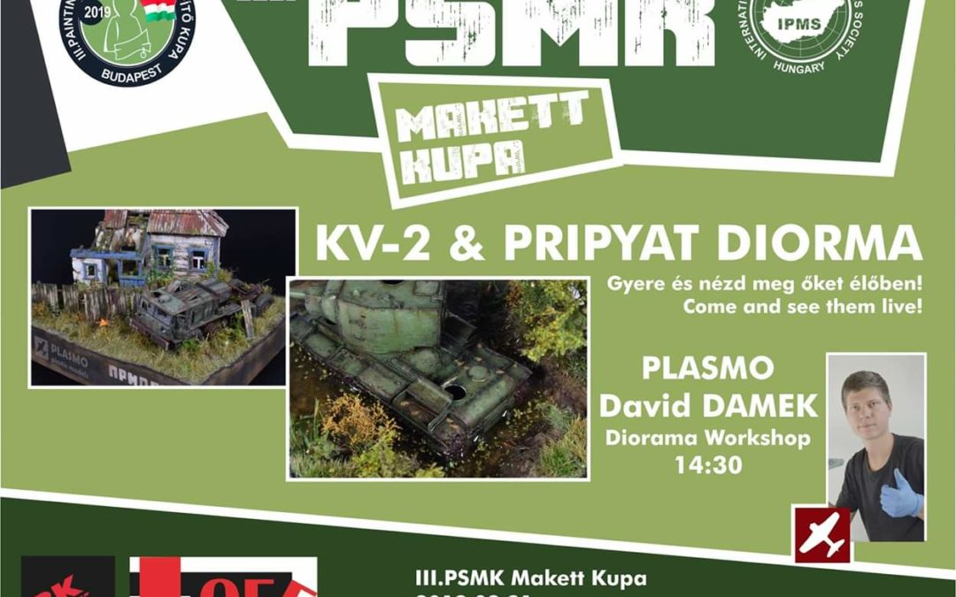 31.08.2019. – III PSMK Scale model cup – Budapest
