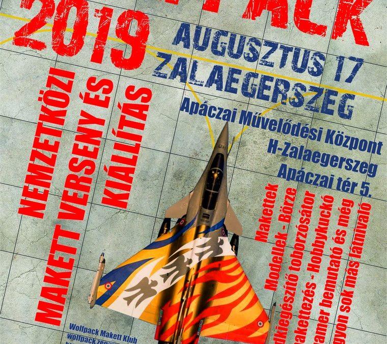 17.08.2019. – Wolfpack 2019 – Zalaegerszeg
