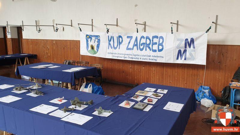 10.10.2020. – XV. Kup Zagreb