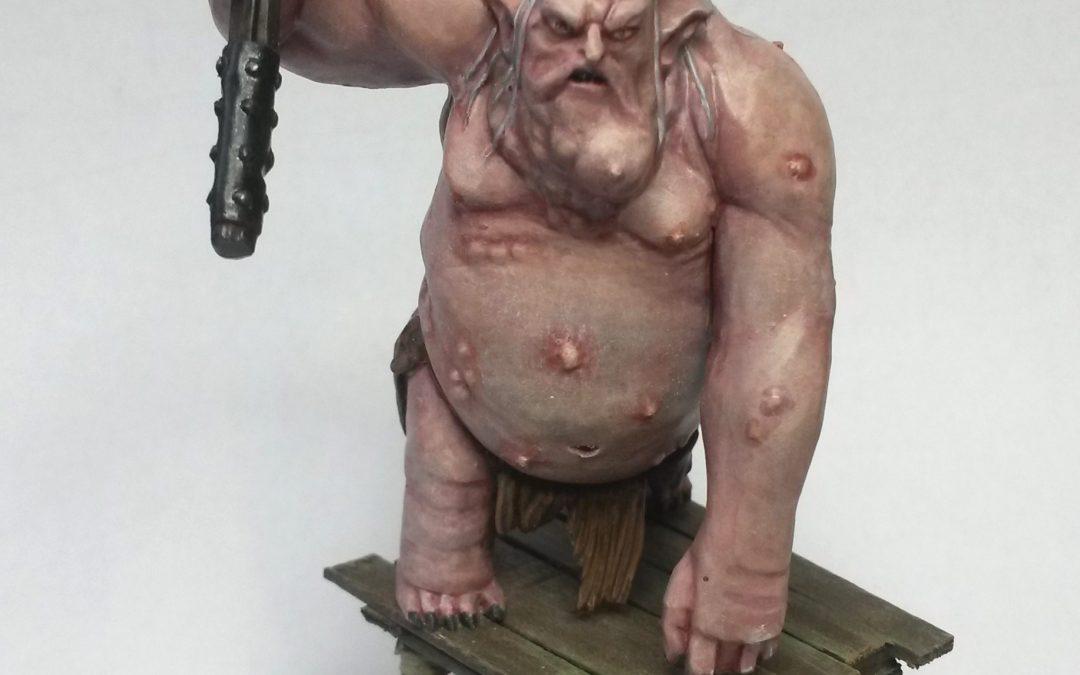 The Goblin king – by Kova