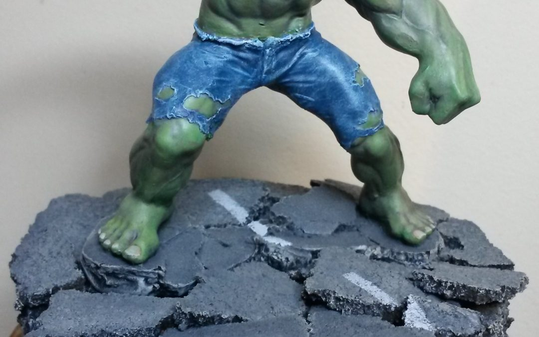 The Hulk – by Kova