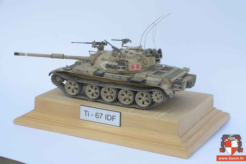 Tiran 5 (Ti-67) IDF 1/35 – by Tasma