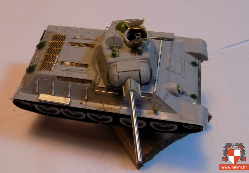 """T34/76 """"103"""" 1/72 – by Kum"""