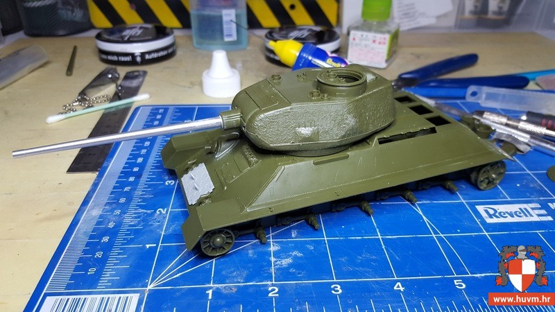 T-34/85 HV 1/35 – byTasma