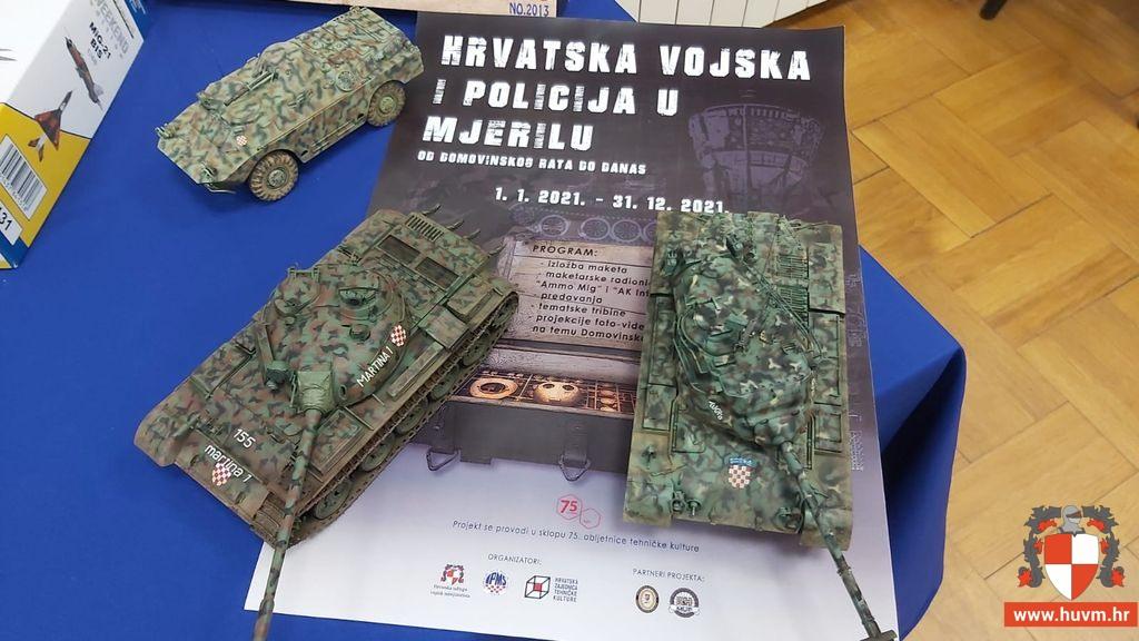 04.12.2020. – Hrvatska vojska i policija u mjerilu – od Domovinskog rata do danas