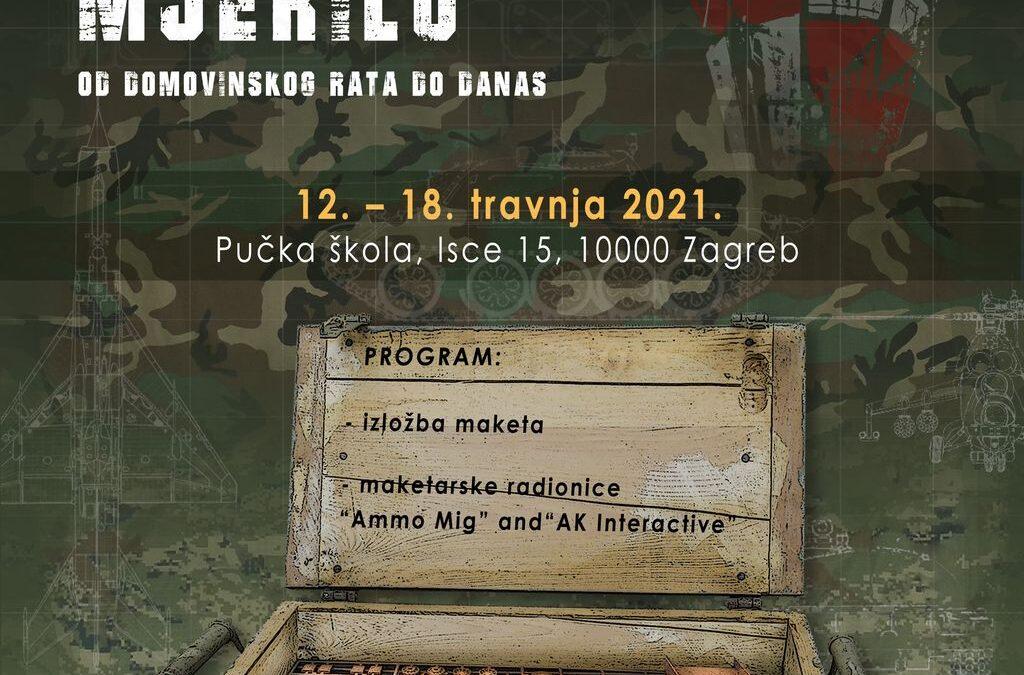 12.-18.04.2021. – Hrvatska vojska i policija u mjerilu – od Domovinskog rata do danas